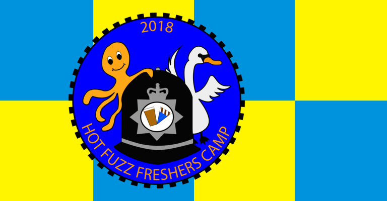 "SW Freshers' ""Hot Fuzz"" Camp"