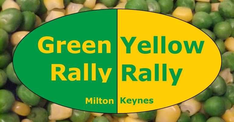 Green Rally Yellow Rally