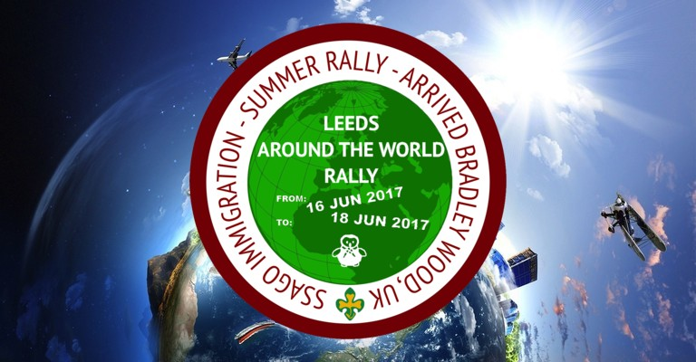 Leeds Around the World Rally
